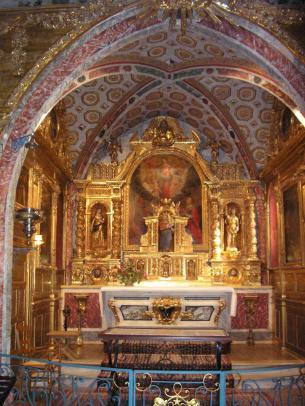 Notre Dame des vignes (Visan)