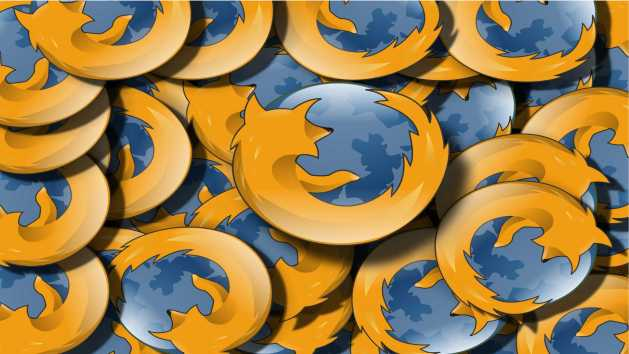 Logotipo de Mozilla Firefox.