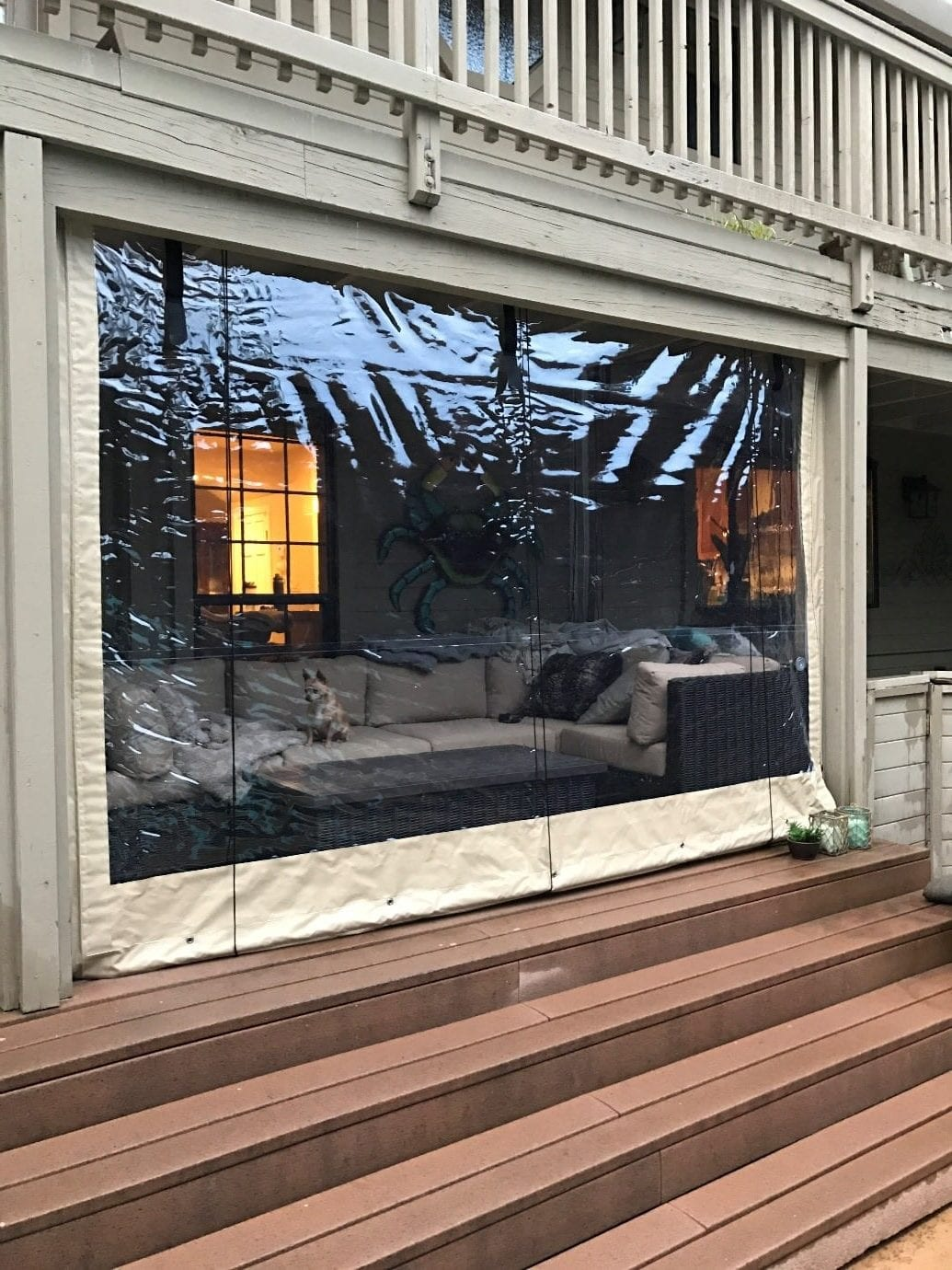 flagstaff patio curtains outdoor