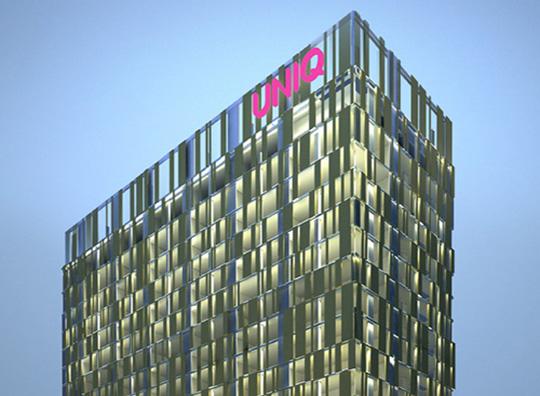 Uniq Hotel Tower