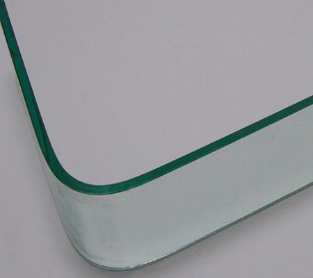Slumped Cast Glass 01