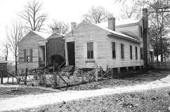 Ramsey House, 1937, A. Bush, HABS, Library of Congress