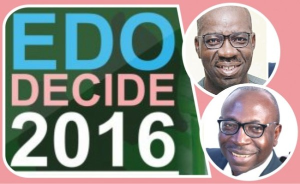 Image result for edo state election