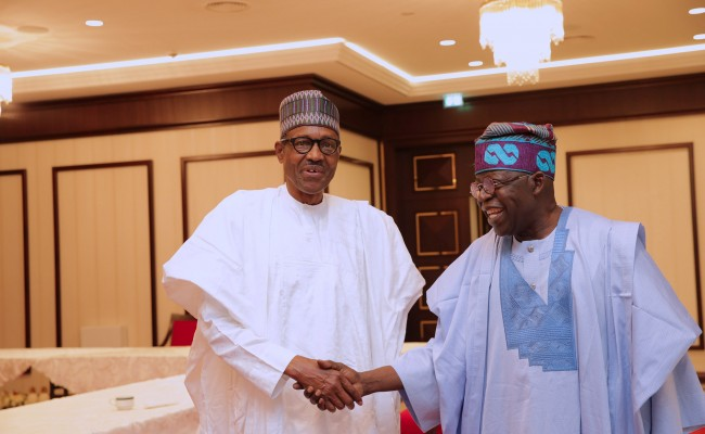 Image result for (Video) Why Tinubu can't determine Buhari's fate - Shehu Sani