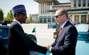 Image result for President Buhari salutes constructive media coverage of failed coup in Turkey