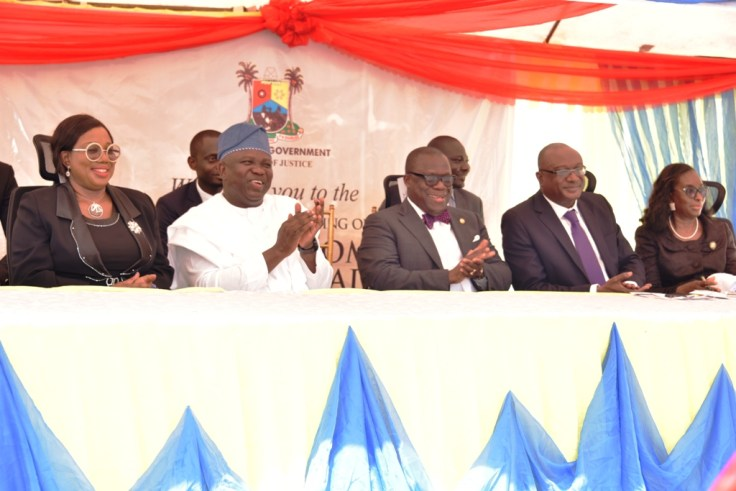 Image result for Oil Production: Ambode inaugurates community relations Committee