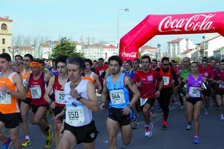 . Na pasada edición participaron 978 corredores das diversas categorías. Arquivo EC.