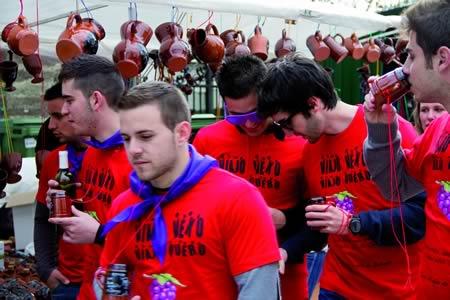 O Concurso de Camisetas Feira do Viño de Quiroga vai gañando pulo co paso das edicións. Arquivo EC.