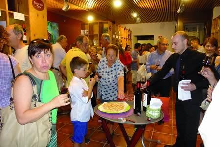O Centro do Viño está a apostar por xerar arredor da cultura do viño un mapa de actividade e dinamismo en toda a Ribeira Sacra. EC