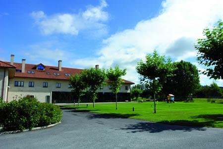 O OCA Augas Santas Balneario & Golf Resort está integrado no programa Termalismo no Camiño, promovido pola Deputación de Lugo, e que ofrece tratamentos subvencionados con estadías de 6 días para lucenses maiores de 50 anos. Arquivo EC.