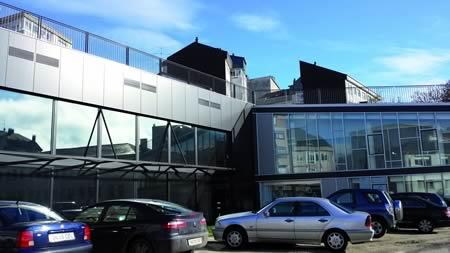 O Auditorio de Chantada foi o investimento estrela da Deputación de Lugo en Chantada con cargo ao canon. Esta infraestrutura estará dotada este mes de mobiliario e equipamento interior. EC