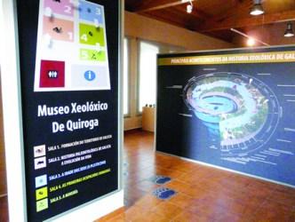 A xornada do Xeolodía iniciarase cunha visita guiada ao Museo Xeolóxico de Quiroga. (Arquivo EC).