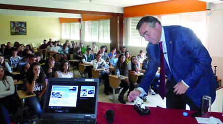 ies a pinguela- conferencia inaugural curso 2015-2016