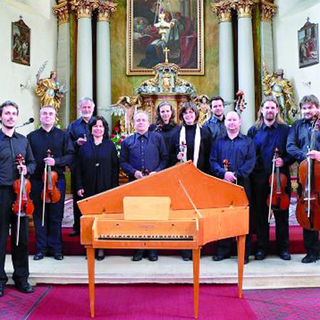 A agrupación Ars Collegium ofrecerá o concerto do día 16 en Monforte.  (Foto cedida).