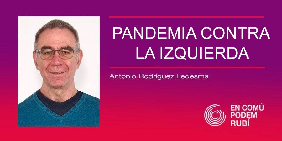 PANDEMIA CONTRA IZQUIERDA