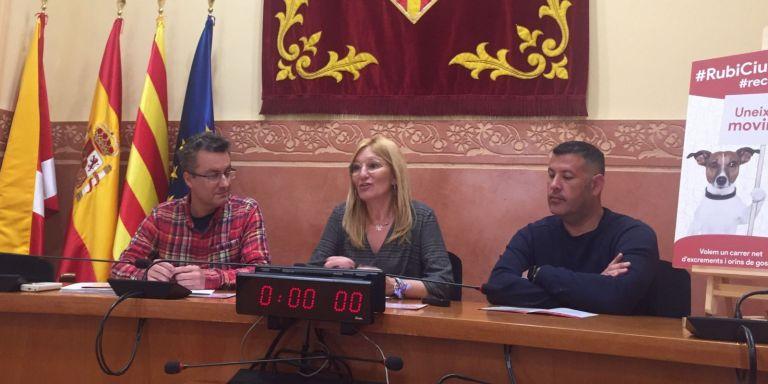 Rubí engega la nova campanya de civisme #recullolacaca