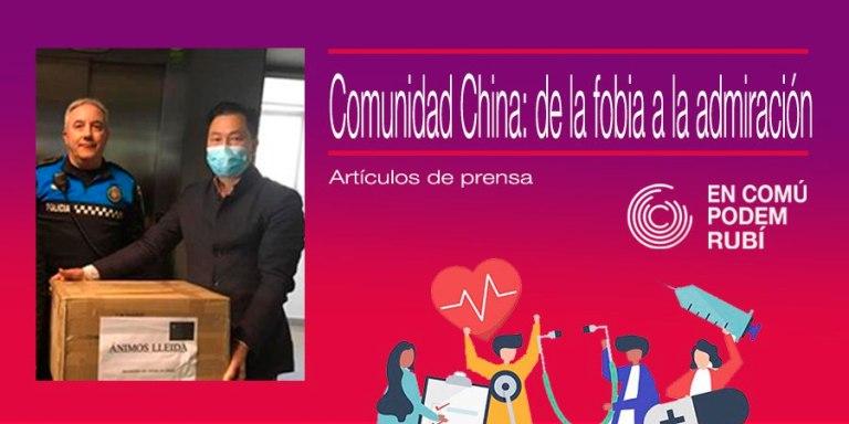 Comunidad China: de la fobia a la admiración