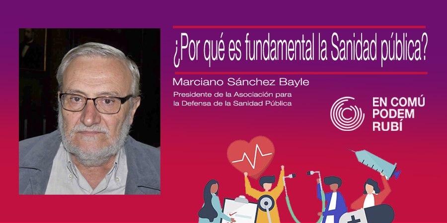 ¿Por qué es fundamental la Sanidad pública?