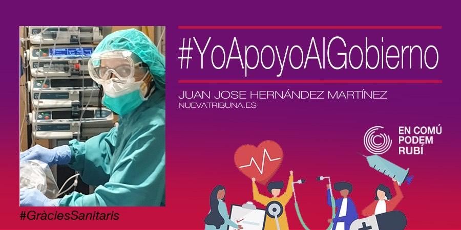 #YoApoyoAlGobierno
