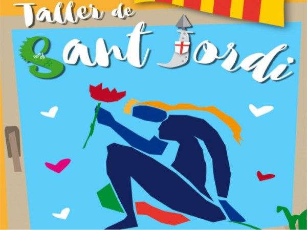 L'Ateneu de Rubí celebra la Diada de Sant Jordi amb tallers familiars per fer a casa