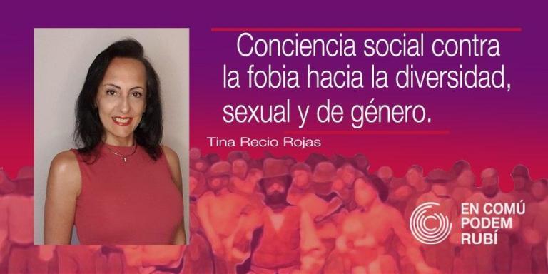 Conciencia social contra la fobia hacia la diversidad, sexual y de género