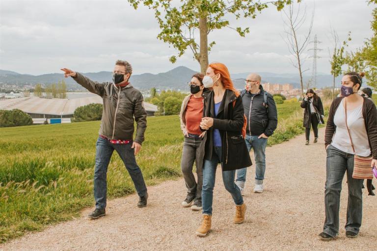 Jèssica Albiach: «La lluita contra l'emergència climàtica no es predica, es practica»