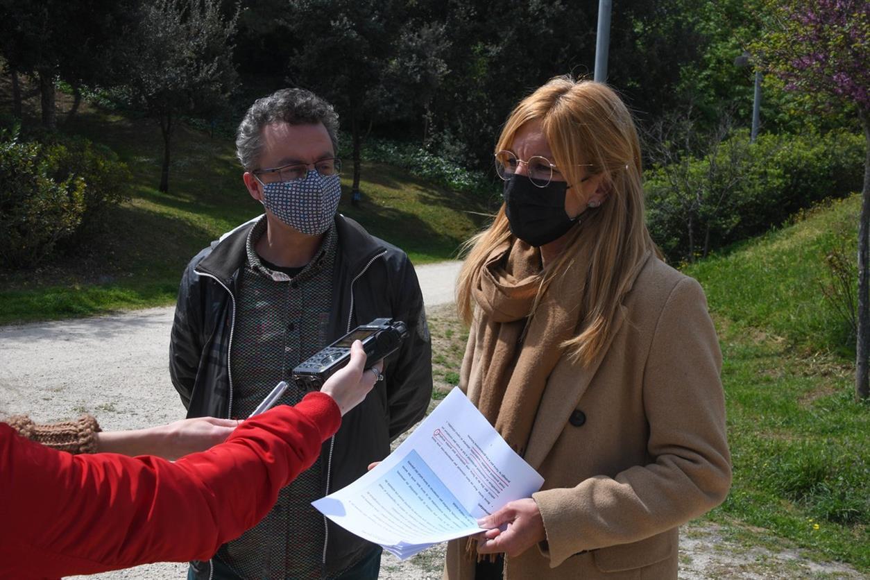 Rubí celebra el Dia de la Terra agraint al medi natural els beneficis aportats especialment durant la pandèmia