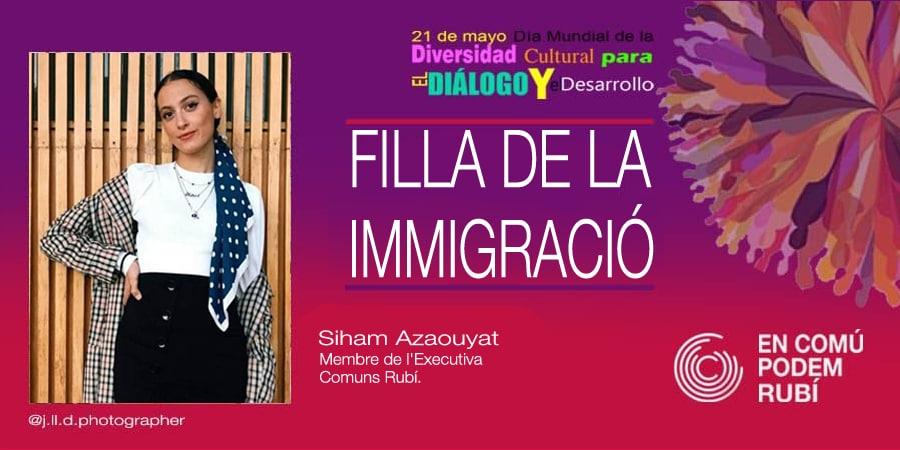 FILLA DE LA IMMIGRACIÓ