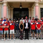 Rubí felicita el Club Natació Rubí pel seu retorn a la Divisió d'Honor del waterpolo masculí