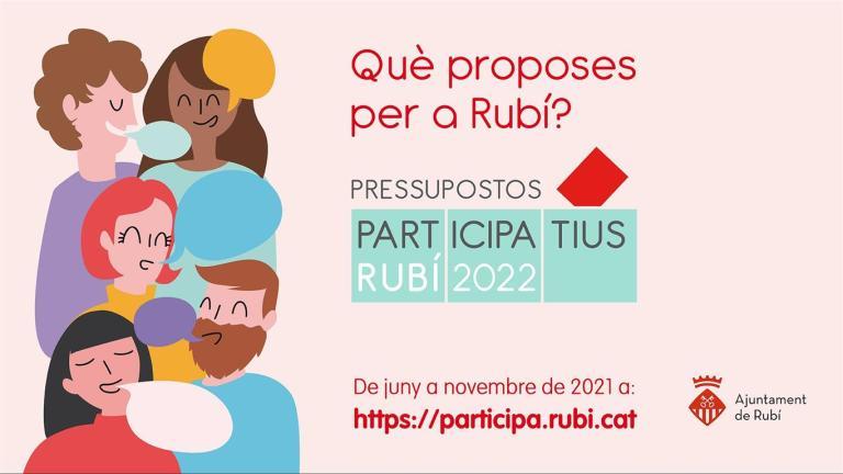 Arrenquen els Pressupostos Participatius 2022