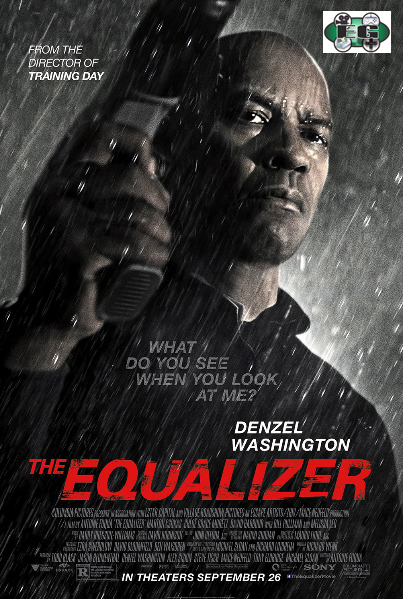 Denzel Washington en el Justiciero