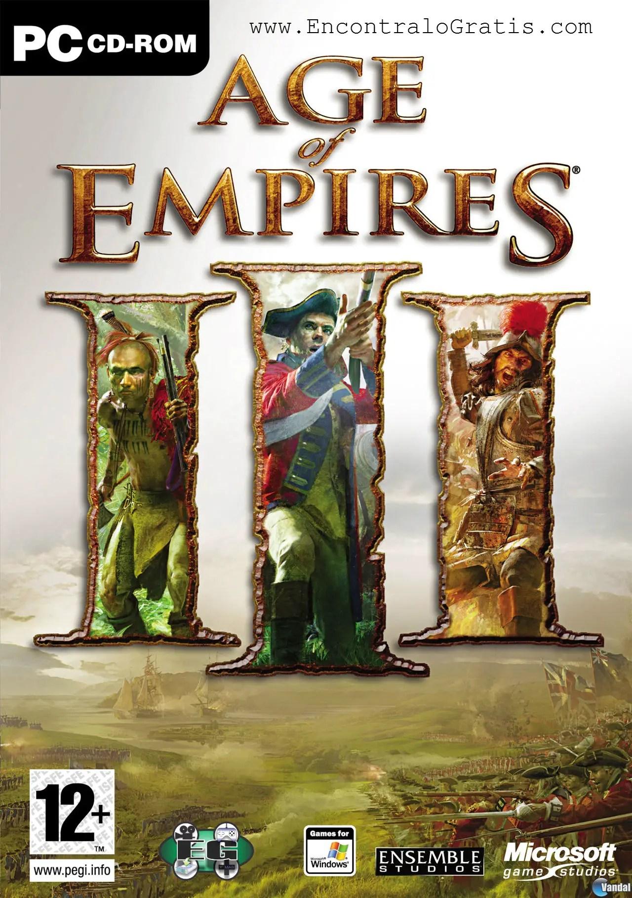 descargar age of empires 3