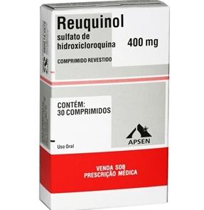 genérico hidroxicloroquina 400mg dosis