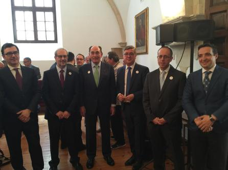 Iberdrola VIII Centenniel chair will promote research in energy and sustainability