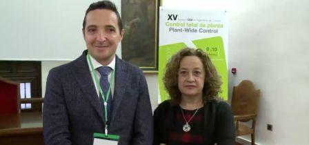 With Pastor I. Vega