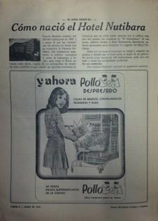 Pauta publicitaria. Fotografía tomada por Diana Salinas