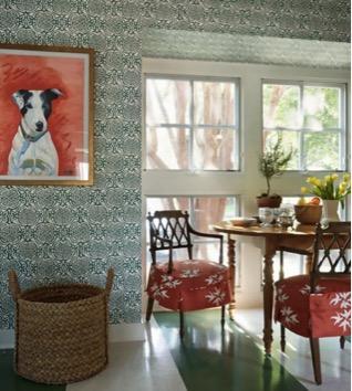 dog_art_in_dining_room