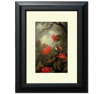 Image Sized Print in a Custom Frame