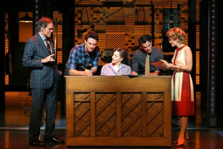 """Beautiful - The Carole King Musical"" arrives xxxx. Photo: Joan Marcus"