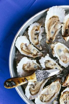 Oyster Roast by Andrew Cebulka
