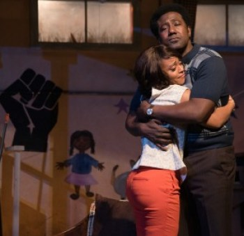Tinashe Kajese-Bolden, E. Roger Mitchell | Photo: Josh Lamkin