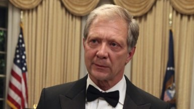 """Perry as Cyrus Beene on """"Scandal."""""""