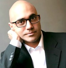 Pulitzer winner Ayad Akhtar. Photo: Long Wharf Theatre