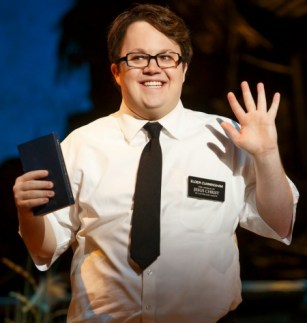 Cody Jamison Strand as Elder Cunningham.