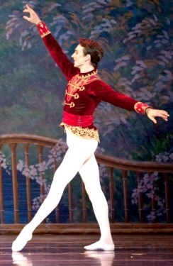 Christian Clark is in his 14th season with Atlanta Ballet. Photo: Charlie McCullers