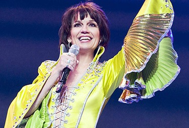 Beth Leavel as Donna Sheridan in Broadway's Mamma Mia!