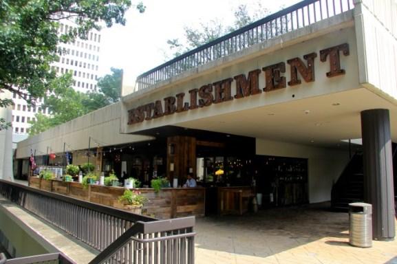 Colony Square's Establishment