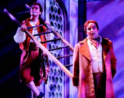 """In 2006, Atlanta Opera performed """"The Abduction From the Seraglio"""" at the Atlanta Civic Center. Photo: Michael Rollins"""