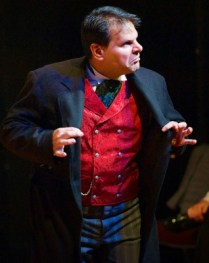 Anthony P. Rodriguez. Photo: Chris Bartelski