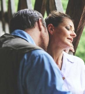 Travis Smith, Kristin Markiton. Photo: Chris Bartelski